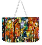 Happiness From Nature Weekender Tote Bag