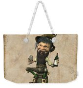Happly Time For A Leprechaun Weekender Tote Bag