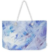 Happy Abstract Weekender Tote Bag