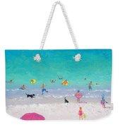 Happy Beach Days Weekender Tote Bag