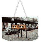 Happy Berlin Mailbox Weekender Tote Bag