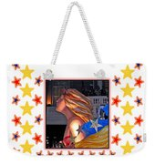 Happy Birthday To The Star Of The Day Weekender Tote Bag