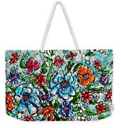 Happy Bouquet Weekender Tote Bag