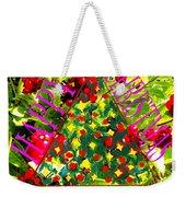 Happy Christmas 25 Weekender Tote Bag