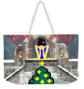 Happy Christmas 31 Weekender Tote Bag