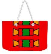 Happy Christmas 14 Weekender Tote Bag