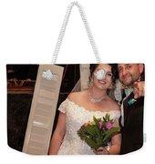 Happy Couple Weekender Tote Bag