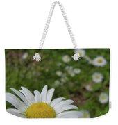 Happy Daisy Weekender Tote Bag