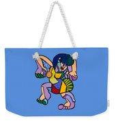 Happy Dancer Weekender Tote Bag