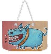 Happy Dawg Weekender Tote Bag