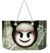 Happy Devil Weekender Tote Bag