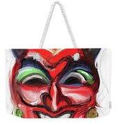 Happy Devil Weekender Tote Bag