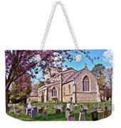 Happy Easter Weekender Tote Bag