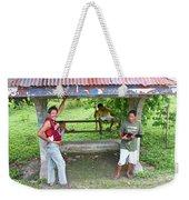 Happy Filipinos Weekender Tote Bag