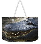 Happy Florida Gator Weekender Tote Bag