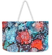 Happy Galaxy Weekender Tote Bag