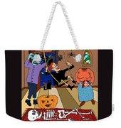 Happy Halloween Party Weekender Tote Bag