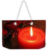 Happy Holidays #1 Weekender Tote Bag