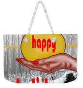 Happy Holidays 26 Weekender Tote Bag