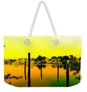 Happy Homes Weekender Tote Bag