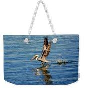 Happy Landing Pelican Weekender Tote Bag