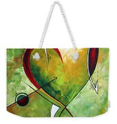 Happy Mother's Day By Madart Weekender Tote Bag
