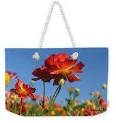 Happy Mother's Day Flowers Weekender Tote Bag