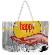Happy New Year 22 Weekender Tote Bag