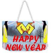 Happy New Year 24 Weekender Tote Bag