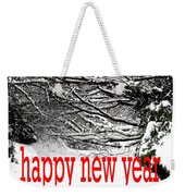 Happy New Year 33 Weekender Tote Bag