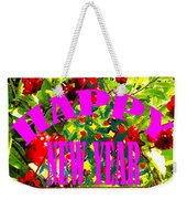 Happy New Year 6 Weekender Tote Bag