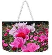 Happy Pinks Weekender Tote Bag