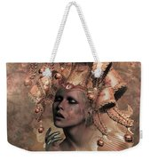 Happy Times Times From Yesterday Weekender Tote Bag