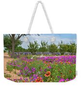 Happy Trail At The Farm Weekender Tote Bag