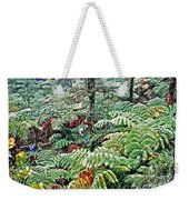 Hapu'u Fern Rainforest Weekender Tote Bag