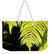 Hapuu Ferns Weekender Tote Bag