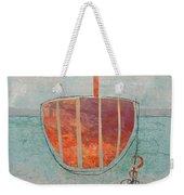 Harbor 6 Weekender Tote Bag