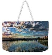 Harbor Delight Weekender Tote Bag
