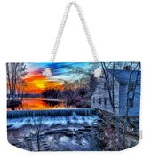 Harbor Weekender Tote Bag