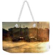 Harbor Mist Weekender Tote Bag