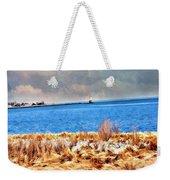 Harbor Of Tranquility Weekender Tote Bag