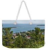 Harbor Opening Weekender Tote Bag