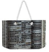 Harbor Point Condominium In Chicago Weekender Tote Bag