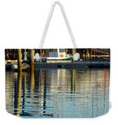 Harbor Reflections Weekender Tote Bag