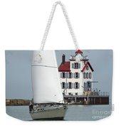 Harbor Sailor Weekender Tote Bag