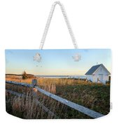 Harbor Shed Weekender Tote Bag
