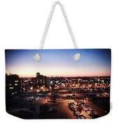 Harbor Town Weekender Tote Bag