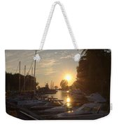 Harbor View 12 Weekender Tote Bag