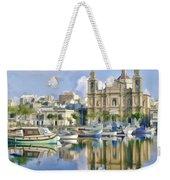 Harborside Msida Malta Weekender Tote Bag
