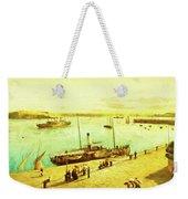 Harbour Parasols Weekender Tote Bag by Sarah Vernon